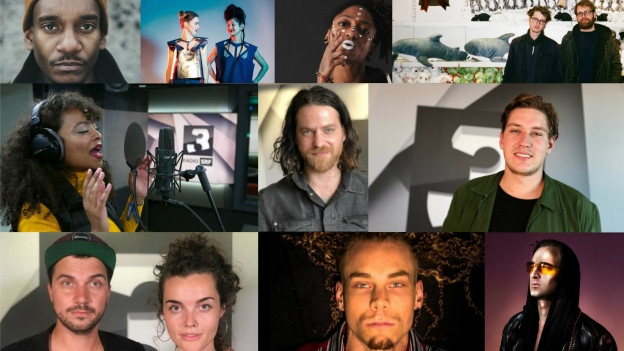 Das waren die «SRF 3 Best Talent»-Nominierten 2018