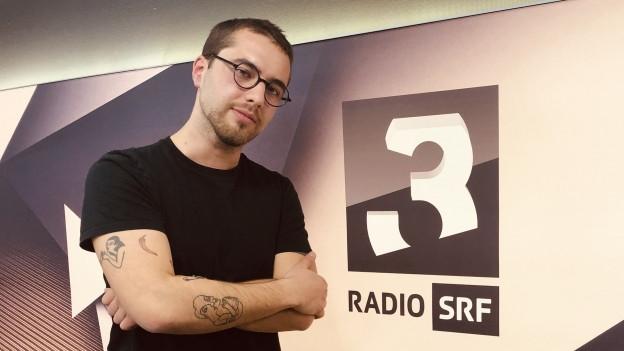 Benjamin Amaru bei SRF 3