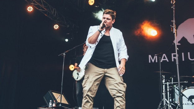 Marius Bear am Gurtenfestival 2019