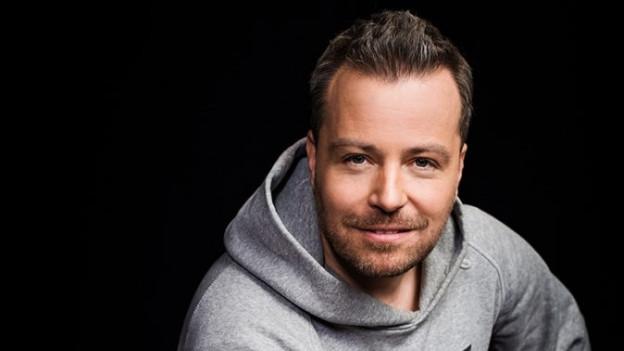 (Noch-) SRF 3 Black Music Special-Moderator Sascha Rossier