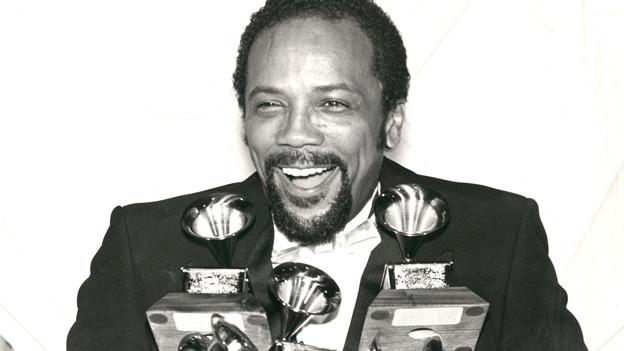 Quincy Jones hat in seiner Karriere 27 Grammys abgesahnt.