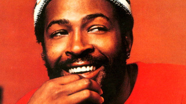 Marvin Gaye. 2. April 1939 - 1. April 1984.
