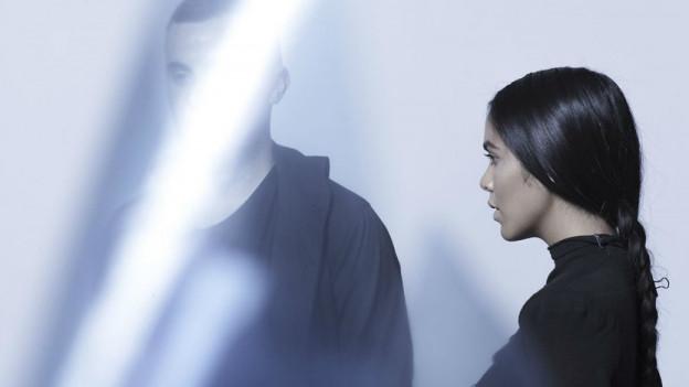 Rap aus der Zukunft: Justin und Samia von 18+