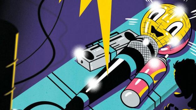 Wär hätte gedacht, das die Beastie Boys so gut mit Daft Punk harmonieren?