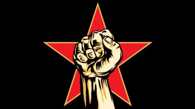 Das Logo sagt schon alles über die Supergroup Prophets of Rage