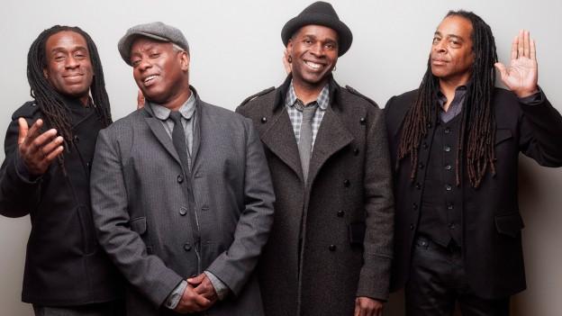 Living Colour: Mehr Rock mit mehr Soul