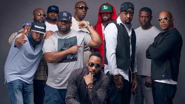 Die Altmeister des Raps sind zurück: Der Wu-Tang Clan mit «The Saga Continues»
