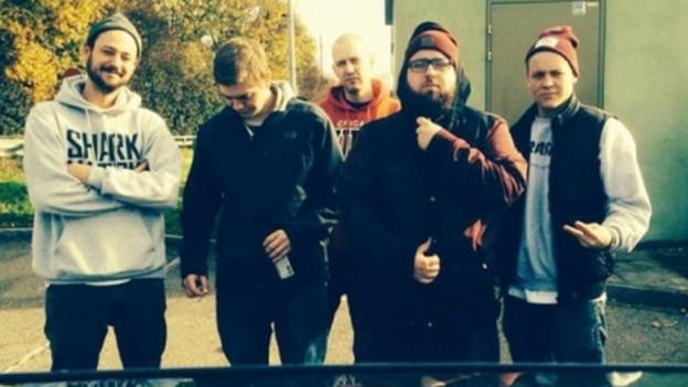 Untergrund-Rap aus St. Gallen: Kids of the Stoned Age
