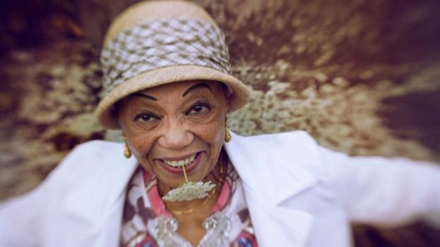 Die 92-jährige Othella Dallas aus Basel ist wohl die älteste Vertreterin der Schweizer Black Music-Community
