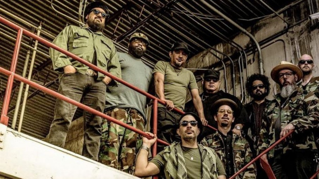 Mit dem politische Rap von Public Enemy aufgewachsen: Brownout aus Texas