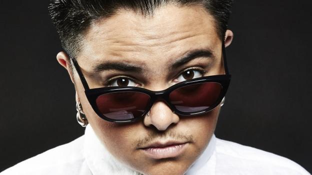 Der Schnauz täuscht: Mojo Juju ist Australiens angesagteste R&B-Sängerin
