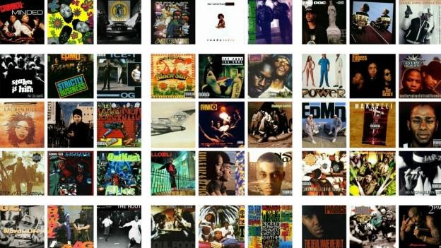 Die 90er brachten unzählige Rap-Alben hervor, die heute Kultstatus erreicht haben.