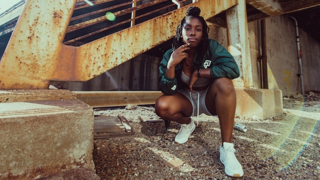 Ivy Sole aus Philly - Eine ganz neue Spezies einer Rapper
