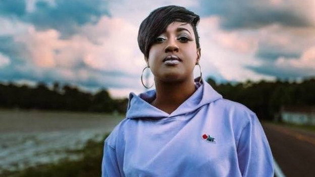 Rapperin Rapsody aus North Carolina