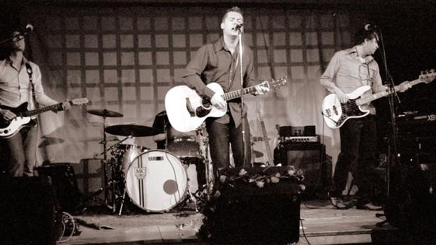 Tom Krailing mit Band live.
