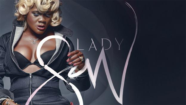 Lady Saw auf dem Cover von «Alter Ego»