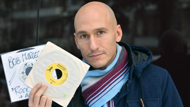 Lukie Wyniger präsentiert im Reggae Special rare Aufnahmen von Bob Marley.