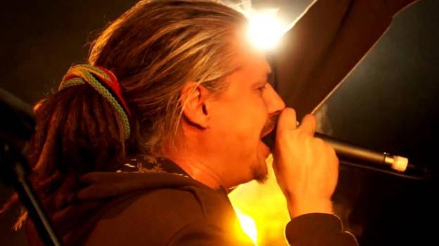 Ganjaman - Tiefgründiger Reggaemeister aus Berlin
