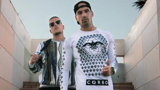 Bonez MC und RAF Camora bringen deutschen Dancehall