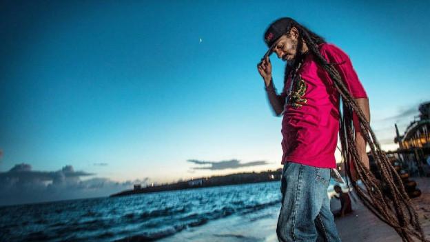 Cali P findet sein Glück in Jamaika