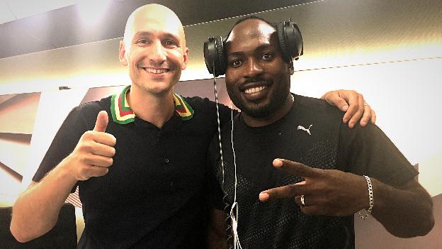 Lukie Wyniger und Alex Wilson: Wer gewinnt den Soundclash?