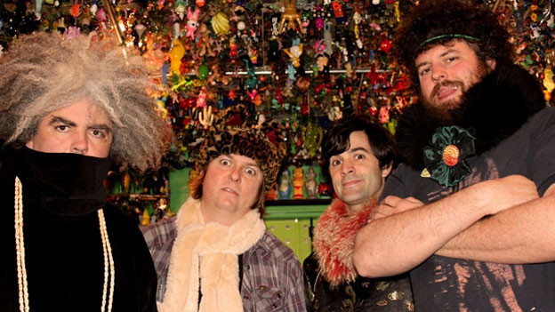 The Melvins.