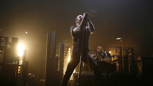 Nine Inch Nails rocken heute im Rock Special.