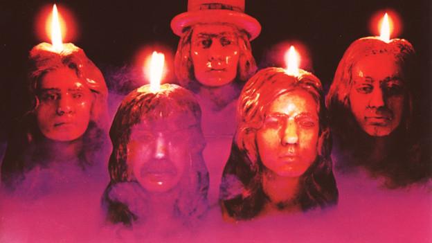 Das Cover des Deep-Purple-Albums «Burn».