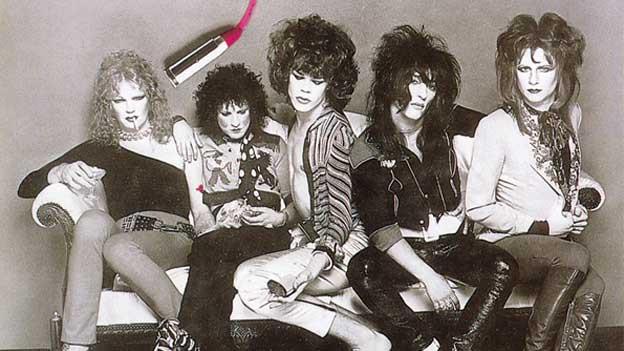Hätten sie auch Erfolg gehabt, wenn sie nicht New York Dolls, sondern Miami Teddybears geheissen hätten?