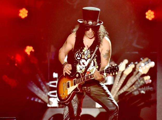 Slash und Guns N' Roses