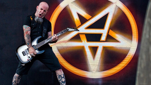 Anthrax-Gitarrist Scott Ian