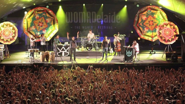 The Cat Empire am Konzert der WOMADelaide am Wochenende in Australien (Foto: FB)