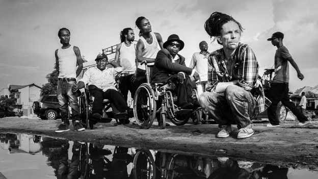 Mbongwana Star aus Kinshasa rockten das Paléo Festival Nyon.