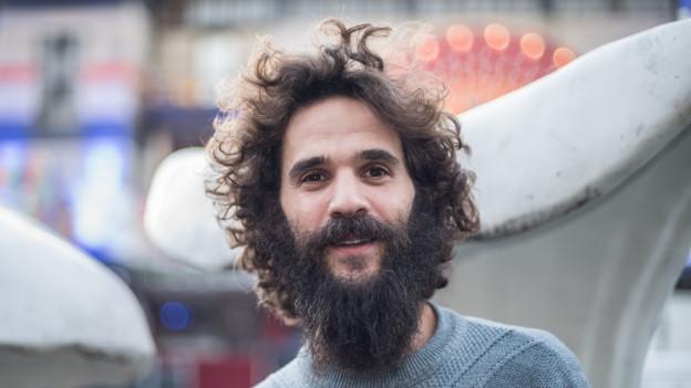 Musik-Video-Künstler Kutiman aus Jerusalem verschmilzt in seinen kreativen Kompositionen Stile aus aller Welt.