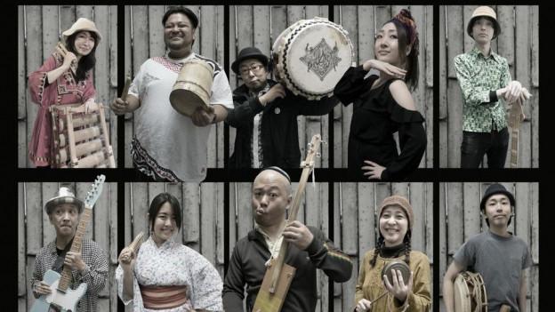 Das zweite Album von Ajate «Abrada» ist eine feurige Mischung aus Afro-Funk und traditioneller, japanischer Musik.