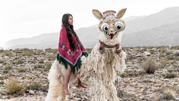 Auf dem neuen Album «Bienaventuranza» des Argentiniers Chancha Via Cirquito drückt Nostalgie durch.
