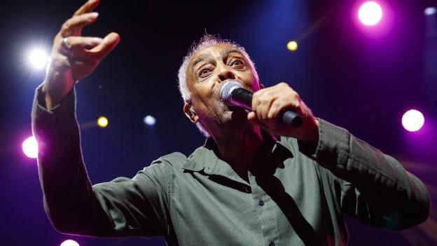 Gilberto Gil (Montreux Jazz Festival 2018)