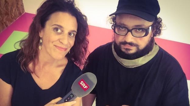Ammar808 hat es mit seinem neuen Album «Maghreb United» in die Top5 der besten World Music Special Alben 2018 geschafft. Im Interview mit Rahel Giger erzählt der Tunesier Sofyann Ben Youssef aka Ammar 808 was ihn dazu treibt, die satten Bässe in den Orient zu mixen.
