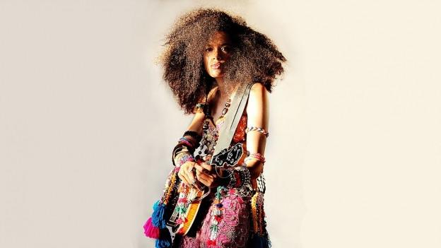 Die mysteriöse Morgane Ji, mit ihren afrikanischen, indischen und asiatischen Roots und neuem Album «Woman Soldier», ist eine kraftvolle Rock-Pop-Electro-World-Music-Entdeckung aus La Réunion