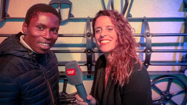 Rahel Giger vom World Music Special traf den South African Music Award Gewinner Bongeziwe Mabandla vor seinem «iimini» -Album-Release zum Interview.