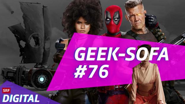 Geek-Sofa #76