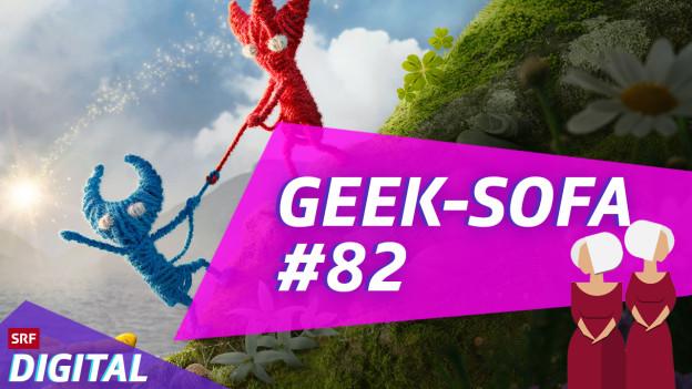 Geek-Sofa #82