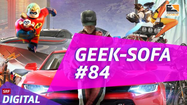 Geek-Sofa #84
