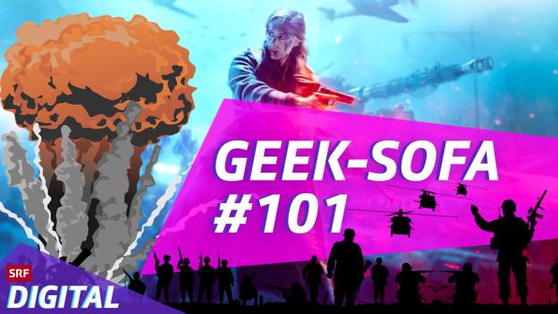 Geek-Sofa #101