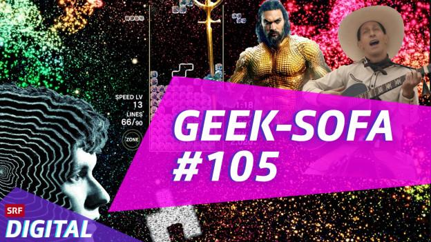 Geek-Sofa #105