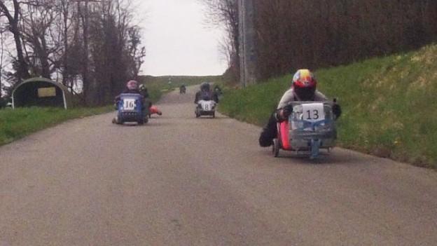 Mülltonnen Grand-Prix