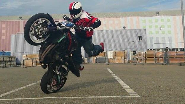 Nicht Geschwindigkeit, sondern Akrobatik zählt