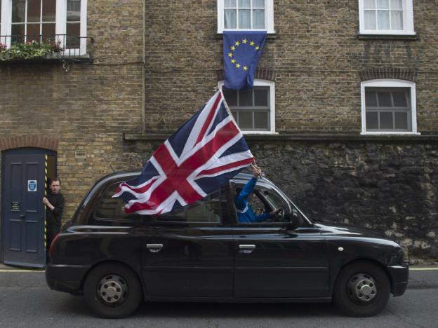 Brexit: Die Briten ziehen aus der EU aus
