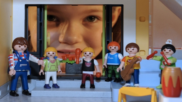 Das erfolgreichste deutsche Spielzeug: Hans Becks Playmobil.