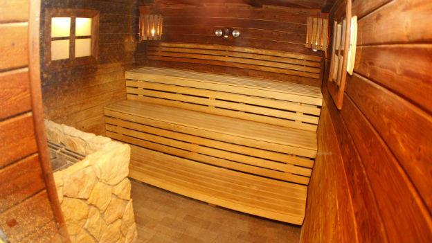 Die Sauna hat im finnischen Leben ihren festen Platz.